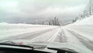 Ein toller Blick auf die verschneite Landschaft rund um die Beringsee bietet sich den besorgten Bürgern, während ihres chauffierten Langzeiturlaubs.