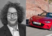 Erster männlicher MX-5-Fahrer entdeckt, der sein Auto nicht als Rennwagen betitelt