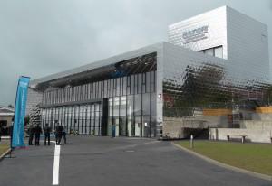Wird in Kürze zur Bastel- und Lernwerkstatt für PS-Junkies: Hyundai-Testcenter am Nürburgring.  Bild: ampnet